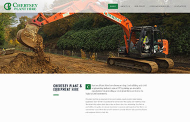 Chertsey Plant Hire <i>Plant Hire</i>
