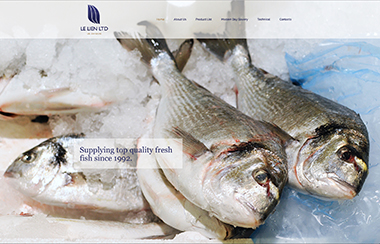 Le Lien Limited <i>Wholsale Fish &amp; Shellfish Suppliers</i>