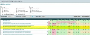 Optimum Resource Group - Competitor Analysis